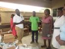 Donation to Ashiaman Poly-Clinic July 21, 2014_7